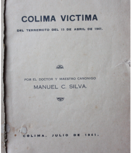 Algunos libros describen las características físicas del fenómeno, las reacciones sociales ante un desastre y aportan acciones de prevención con evidencia histórica.