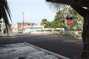 Entrada a Cuyutlán actualmente (Foto Ray Padilla)