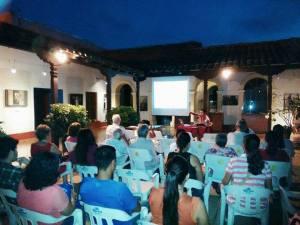 Conferencia Reubicación de Poblaciones en Zonas de Riesgos en Colima