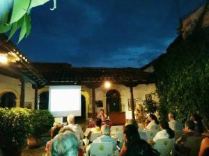 Conferencia en el Archivo Histórico del Municipio de Colima